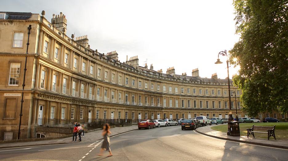 The Circus In Bath England Expedia