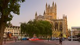 Bath Abbey - Bath - Tourism Media