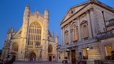 Bath Abbey (kloster) - Storbritannia - Tourism Media
