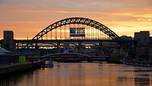 Tyne Bridge - Newcastle-upon-Tyne
