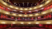 Newcastle-upon-Tyne Theatre Royal - Newcastle-upon-Tyne