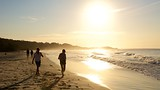 Cylinder Beach - Point Lookout - Tourism Media