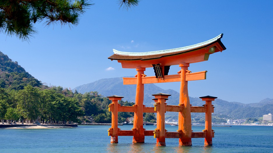 Itsukushima Shrine in Hatsukaichi,  Expedia.ca
