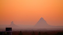 Glass House Mountains - Sunshine Coast