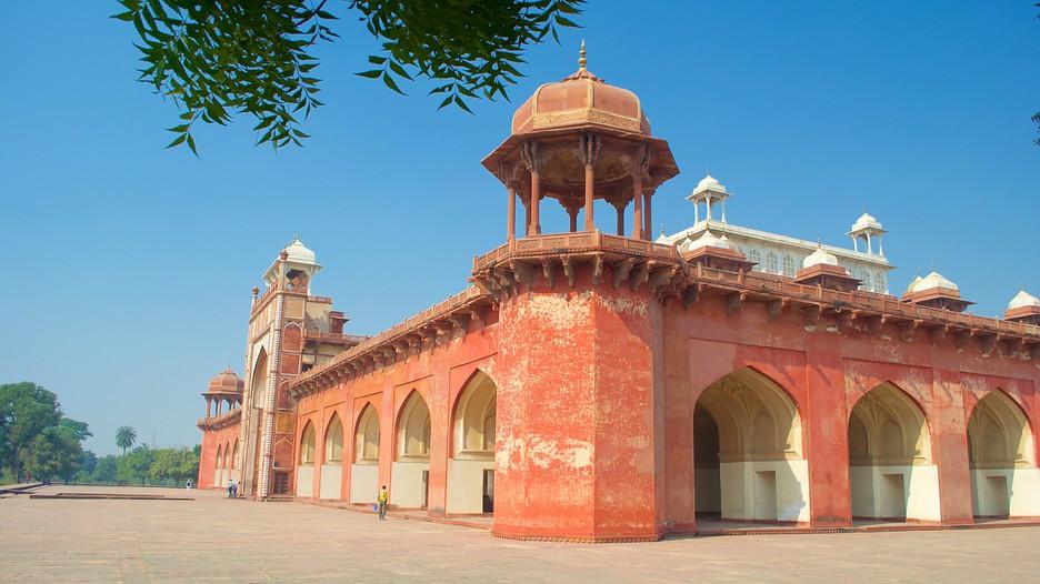travel guide india destination agra reach
