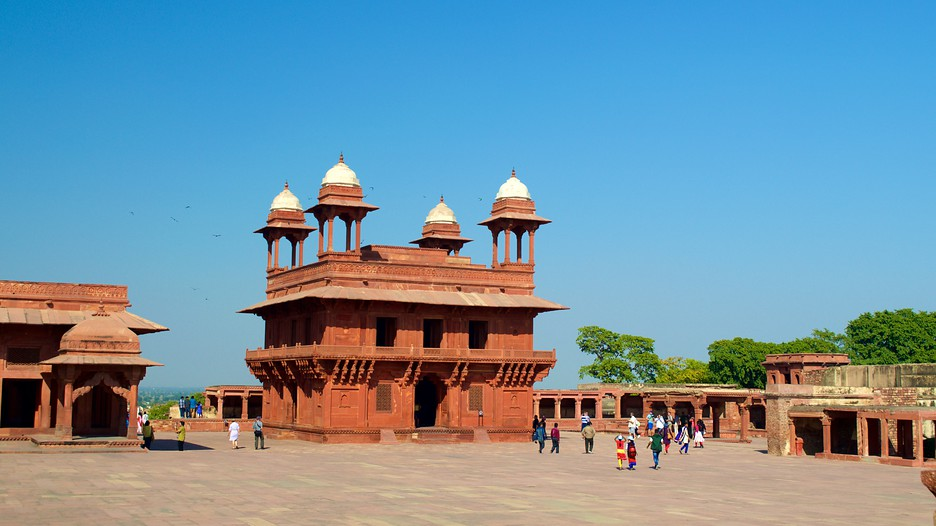 holidays india agra travel packages