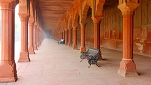Agra District - India