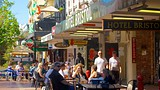 Cuba Street Mall - New Zealand - Tourism Media