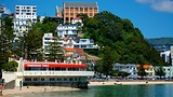 Showing item 39 of 78. Oriental Bay Beach - Wellington - Tourism Media