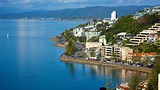 Showing item 5 of 78. Oriental Bay Beach - Wellington - Tourism Media