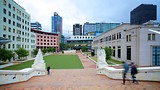 Showing item 43 of 78. Civic Square - Wellington - Tourism Media