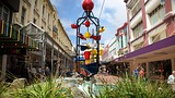 Showing item 59 of 78. Bucket Fountain - Wellington - Tourism Media