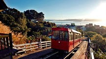 Wellington Cable Car (Lambton Quay Station) - Wellington