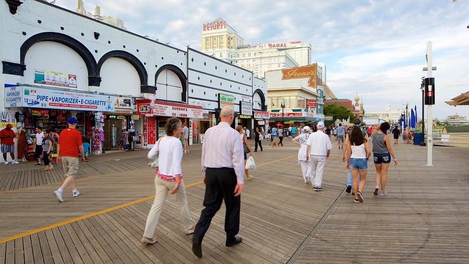 Atlantic city casino travel deals