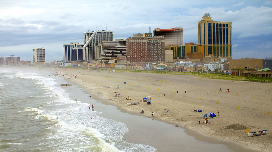Atlantic City Boardwalk Vacations 2017 Package Amp Save Up