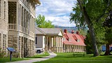 Fort Yellowstone Historic District - Yellowstone National Park - Tourism Media