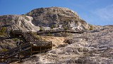 Mammoth Hot Springs - Yellowstone National Park - Tourism Media