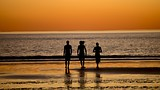 Showing item 27 of 61. Cable Beach - Broome - Tourism Media