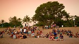 Showing item 14 of 51. Mindil Beach - Darwin - Tourism Media