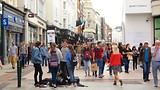 Grafton Street - Tourism Media