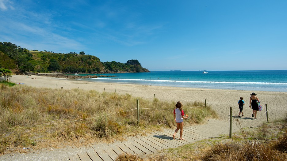 nudist beaches auckland