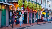 Bourbon Street - Louisiana