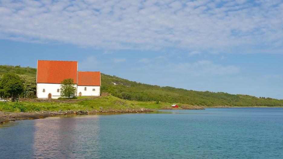 din ferie Harstad