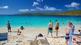 Coki Beach - St. Thomas - Tourism Media