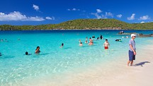 Coki Beach - St. Thomas