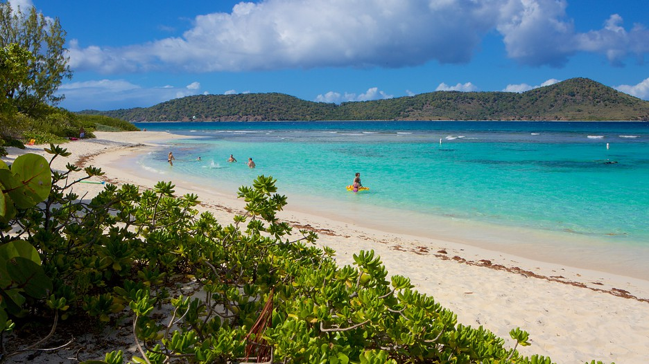 Smith Bay Beach In St Thomas Expedia Ca