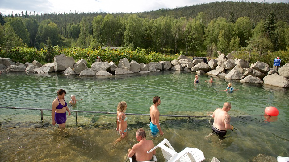 Chena Hot Springs In Fairbanks Alaska Expedia