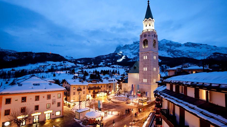 Cortina D 39 Ampezzo Holidays Book Cheap Holidays To