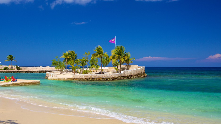 Weather Jamaica's average annual temperature is 80°F / 27°C. The average yearly temperature range is between 78°F and 85°F. Extreme temperatures range from a low of 65°F to a high of 95°F.