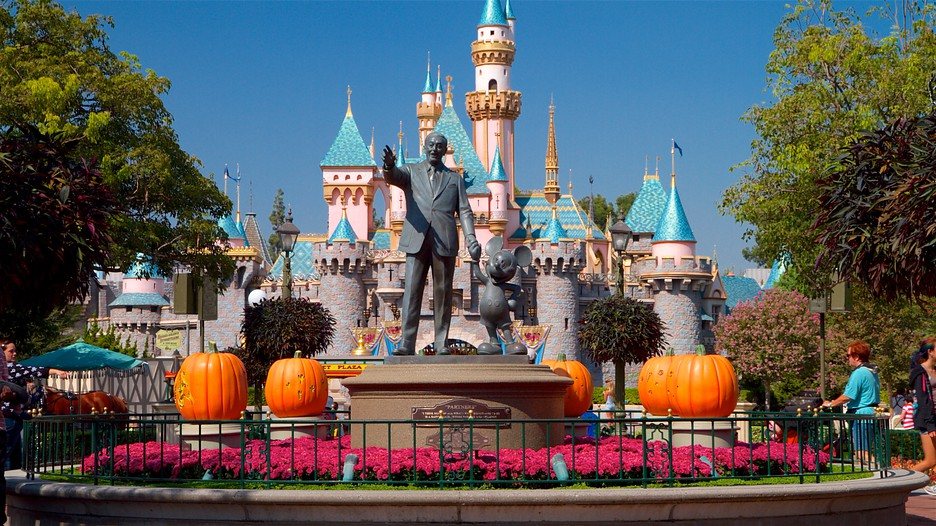 Best places to hook up in disneyland