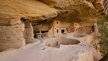 Balcony House - Mesa Verde National Park