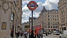 Oxford Street - London (og omegn)