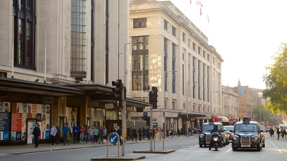 Cheap Hotels Near Kensington High Street