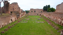 Colle Palatino - Rome (en omgeving)