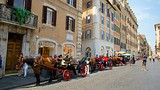 Showing item 40 of 53. Via del Babuino - Rome - Tourism Media