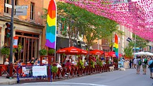 Gay Village - Montreal