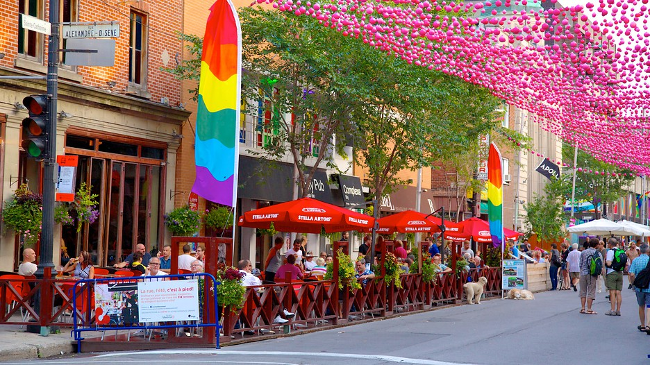 Hoteles amistosos gay en quebec city