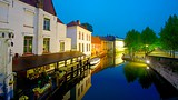 Canals Of Bruge - Belgium - Tourism Media