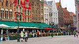 Grand-Place de Bruges ou Grote Markt - Belgique - Tourism Media
