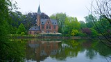 Minnewater - Bruges - Tourism Media