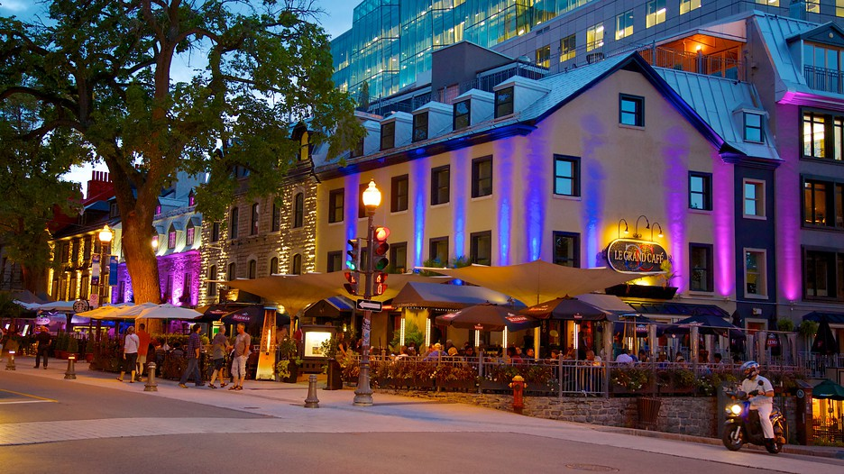 Hotels On Grande Allee Quebec City