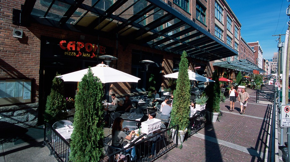 Yaletown Hotels Vancouver Bc