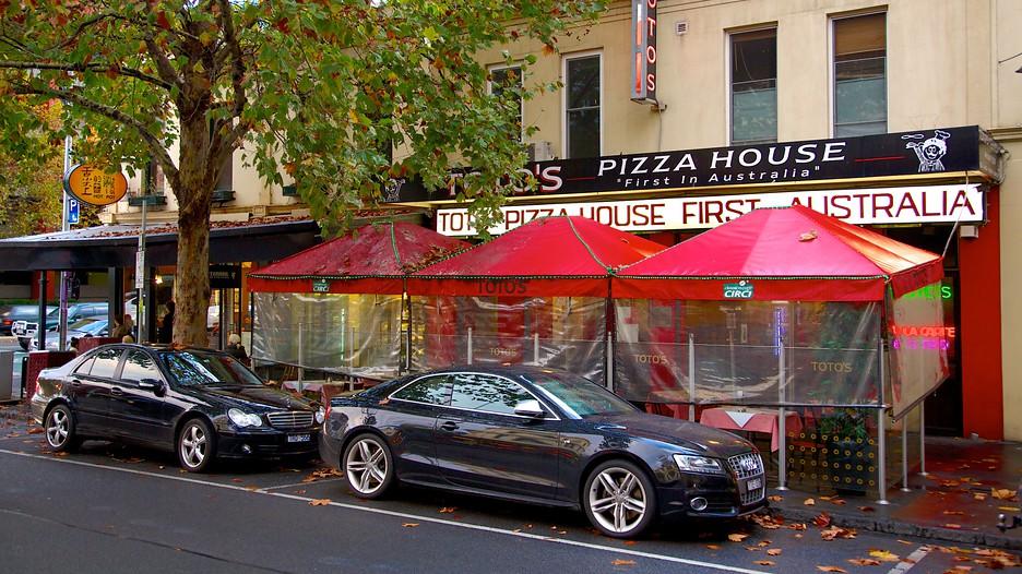 Best Italian Restaurants Lygon Street