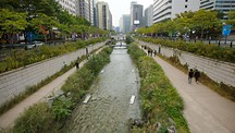 Cheonggyecheon Stream - Corea del Sur