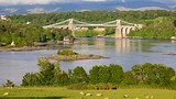 Menai Bridge - Wales - Tourism Media