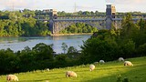 Menai Bridge - North Wales - Tourism Media